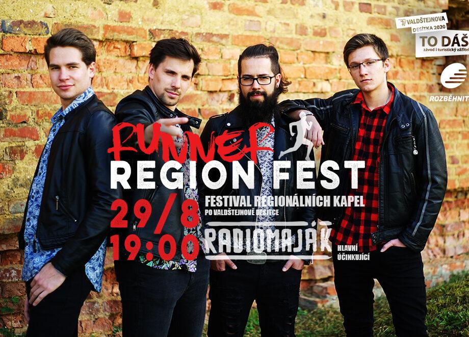 Runner region fest